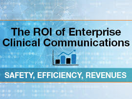 The ROI of Enterprise Clinical Communications