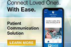 Improve Patient Satisfaction with Ease
