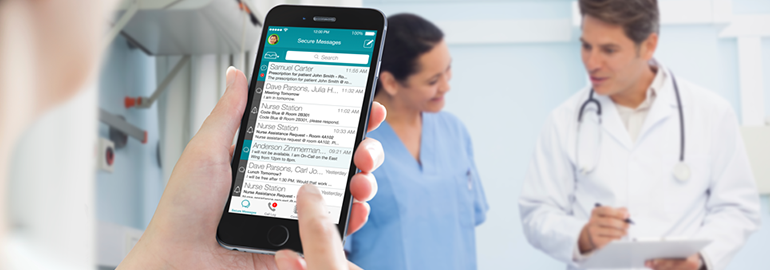 How Vocera Is Transforming Healthcare Communication With