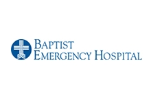 Baptist Emergency Hospital Logo