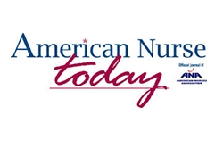 American Nurse Today Logo