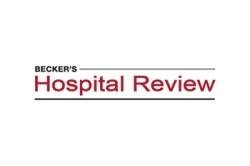 Beckers Hospital Review Logo