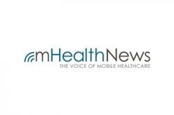mHealth News logo