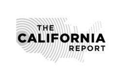 The California Report Logo