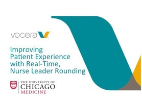 Webinar: Improving Patient Experience