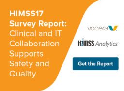 HIMSS17 Survey Report